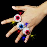 LIGHT UP EYEBALL RING