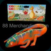 GROWING CHAMELEON-EXPANDS 600%