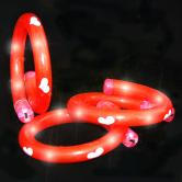 FIBER OPTIC BRACELET-VALENTINE'S DAY