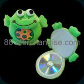 FROG CD/DVD CARRYING CASE