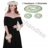 BLING BLING WEAR: Headband and Bracelets